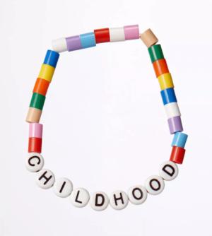 Childhood-armband, vuxen