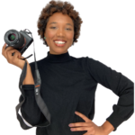 Celese Lindsey Videographer and Special Projects Headshot
